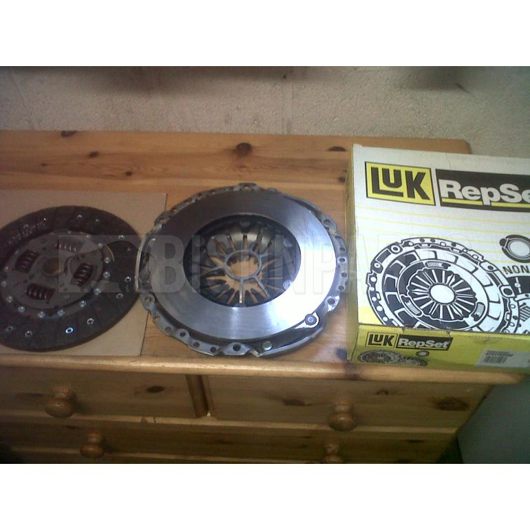 Clutch Kit - Mercedes Sprinter LUK