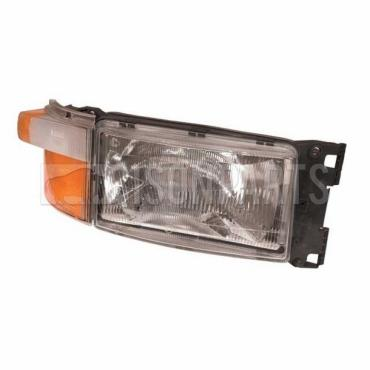 Scania 4 Series P & R Cab (95-04) 5 Series P & R Cab (04-10) Headlamp *Complete With Indicator (For Left Hand Drive Vehicles) - RH/OS