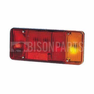 Eurocargo Rear Tail Light Lamp Lens Rh//Os