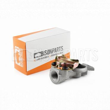 TRAILER AIR LINE LIGHT WEIGHT ALLOY PALM COUPLING 1/2