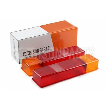 REAR TAIL LAMP LENS ONLY FITS RH & LH (PAIR)