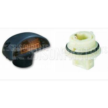 RENAULT KERAX (1997-2013) SIDE REPEATER LAMP RH OR LH WITH BULB HOLDER