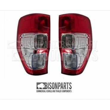 Rear Light Assemblies Rear Tail Light Lamp Bulb Holder BISON