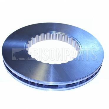 VOLVO FE II 2006-2013 FRONT OR REAR VENTED BRAKE DISC ONLY