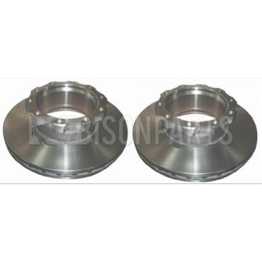 BMC PROBUS FRONT OR REAR BRAKE DISCS (PAIR)