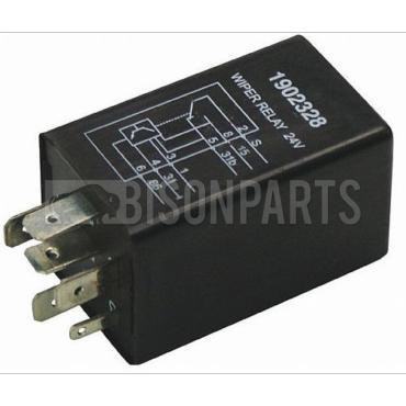 Scania 4 Series Relay for Wiper System 24V