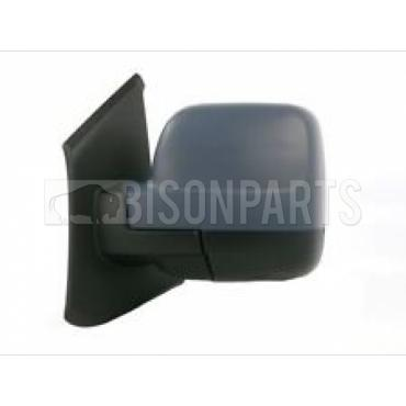 RENAULT TRAFIC VAUXHALL VIVARO FIAT TALENTO NISSAN NV300 PRIMED MIRROR HEAD HEATED & ELECTRIC LH