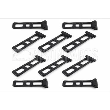SCANIA 4, 5 & 6 & P & R SERIES REAR WHEEL TOP STRAP / TIGHTENING STRAP / MUDGUARD STRAP (PKT 10)