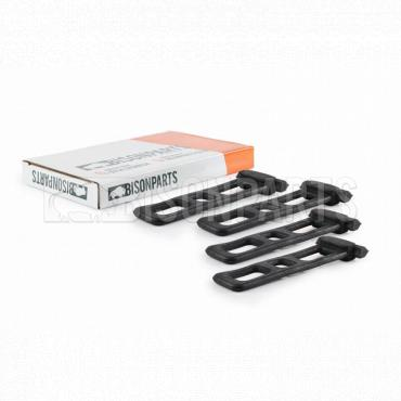 SCANIA 4, 5 & 6 & P & R SERIES REAR WHEEL TOP STRAP / TIGHTENING STRAP / MUDGUARD STRAP (PKT 4)
