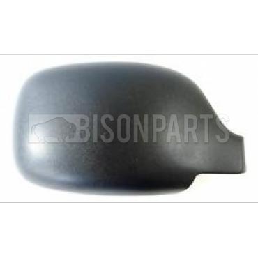 Peugeot Bipper Van 2008-/> Wing Mirror Cover Cap Black Textured Passenger Side