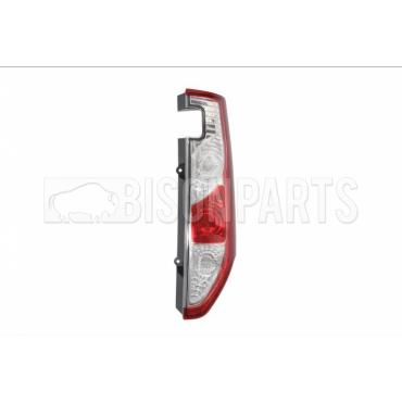 Rear Tail Light Lamp Lens RH//OS Without Bulb Holder