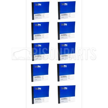 Details about *50 PAGE FORK LIFT TRUCK DAILY DUPLICATE CHECK & DEFECT BOOK  100218 X 10