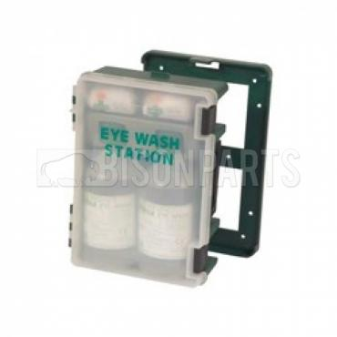 UNIVERSAL TWIN EYE WASH STATION