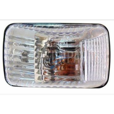 CLEAR SIDE REPEATER LAMP FITS RH OR LH