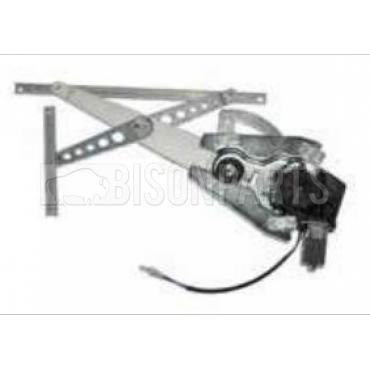 WINDOW REGULATOR & MOTOR PASSENGER SIDE LH