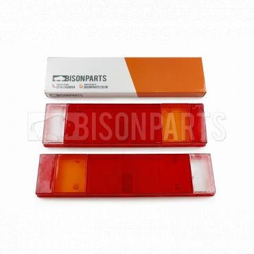 *Renault Midlum Rear Tail Light Footprint Lens LH or RH BP90-105