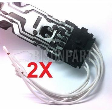 FORD TRANSIT MK6 / MK7 REAR LAMP BULB HOLDER WITH WIRING LOOM RH OR LH X2