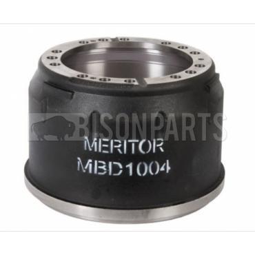 MERITOR BRAKE DRUM MBD1004 3054230401, 3054230301