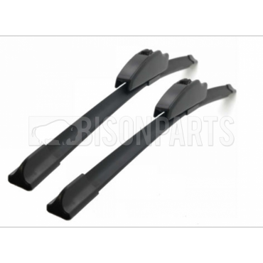 FORD AERO FLAT WINDSCREEN WIPER BLADES (PAIR)