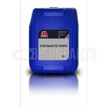 75w90 SYNTRAN FE GEARBOX & TRANSMISSION OIL 20 LITRES 75w90 - Bison