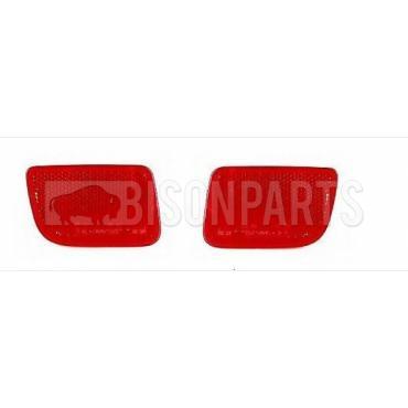 REAR BUMPER REFLECTORS RH & LH (PAIR)