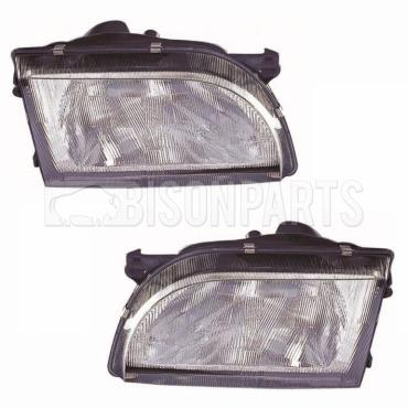 HEADLAMP ASSEMBLIES RH & LH (PAIR)