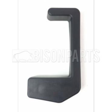 Transit Parts Rear Bumper Cover /& Four Corner End Caps For Transit MK6 MK7 2006-2014