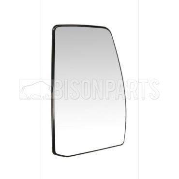 plate Right Driver side Wing door mirror glass for Fiat Qubo 2008-2018