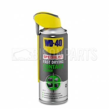 WD40 SPECIALIST 400ML CONTACT CLEANER