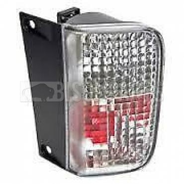 REAR FOG LAMP WITH BULB HOLDER & BULBS DRIVER SIDE RH
