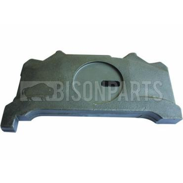 Brake Caliper Push Plate - Right