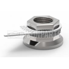 White Checkpoint Loose Wheel Nut Indicator sizes range from 17mm - 50mm (Sold in Bags of 100)