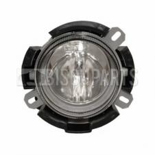 Iveco Stralis (02-07) Clear Spot Lamp (Inner)  - Fits RH or LH (C/W Square Bulb Holder)