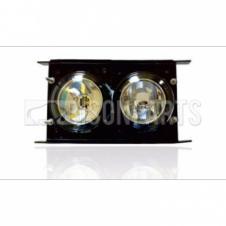 DAF LF45, LF55, CF65, CF75, CF85 2001-2013 FRONT FOG & SPOT LAMP PASSENGER SIDE LH