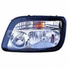 MERCEDES ACTROS MP2 2002-2008 HEADLAMP GLASS ONLY DRIVER SIDE RH
