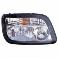 MERCEDES ACTROS MP2 2002-2008 HEADLAMP GLASS ONLY PASSENGER SIDE LH