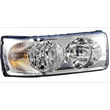 HEADLAMP GLASS ONLY RH OR LH