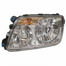 HEADLAMP & INDICATOR PASSENGER SIDE LH