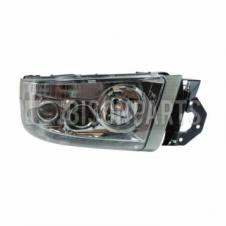 Renault Premium Version 2 (05-10) Version 3 (10 On) Headlight / Headlamp Clear Lens (5 Light Function) *Manual Adjust - LH/NS