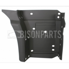 Mercedes Actros MP1 (96-02) Step Backing Panel RH (750mm Height)