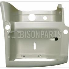 Renault Premium Version 2 (05-10) Version 3 (10 On) Step Surround PAINTED WHITE RH/OS