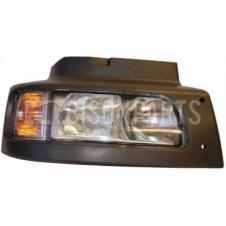 Renault Midlum (2000 On) Headlamp *Manual Adjust - RH/OS