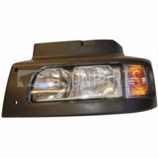 Renault Midlum (2000 On) Headlamp *Manual Adjust - LH/NS