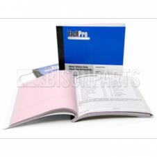 50 Page Triplicate Vehicle Daily Check & Defect Book