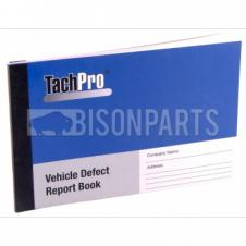 Vehicle Defect Report Pad
