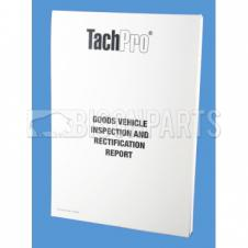 Goods Vehicle Inspection & Maintenance Pad