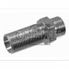 DAF Threaded End Piece for Air Coil 2 x M18 x 1,5 / L 53