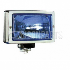 HELLA JUMBO 220 BLUE TINTED DRIVING LAMP FITS RH OR LH