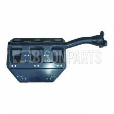 SCANIA 5, P & R SERIES REAR WING STAY BRACKET PASSENGER SIDE LH