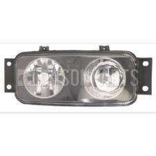 FRONT CLEAR FOG & SPOT LAMP DRIVER SIDE RH (CLEAR LENS)